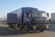 北奔牌ND5310CCYZ11型仓栅式运输车图片