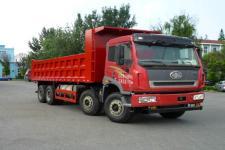 解放牌CA3310P2K2L4T4NE5A80型平头液化天然气自卸汽车图片