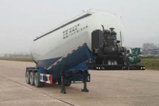 鲁岳牌LHX9400GFL型中密度粉粒物料运输半挂车