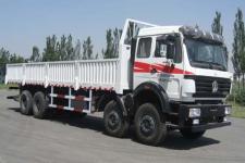 北奔国四前四后八货车336马力18吨(ND13101D39J)
