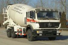 北奔牌ND5250GJBZ16型混凝土搅拌运输车图片