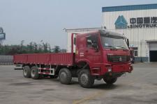 豪沃牌ZZ2317N3877D1型越野载货汽车图片