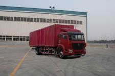 重汽豪瀚国四单桥厢式运输车140-205马力5-10吨(ZZ5165XXYH5213D1)
