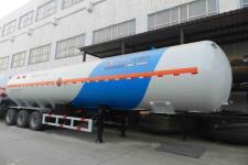 安瑞科(ENRIC)牌HGJ9401GYQ13型液化气体运输半挂车