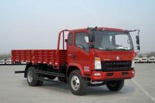 豪沃国四单桥货车156马力5吨(ZZ1107G381CD1)