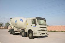 圆易牌JHL5317GJBN36ZZ型混凝土搅拌运输车图片