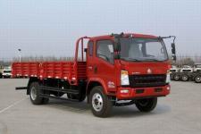 豪沃国四单桥货车156马力5吨(ZZ1107G421CD1)