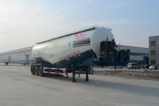 昊统牌LWG9403GFL型低密度粉粒物料运输半挂车图片