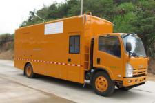 海德馨牌HDX5100XGC型电力工程车图片