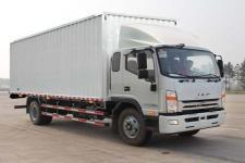 江淮帅铃国四单桥厢式运输车160-180马力5-10吨(HFC5142XXYP70K1E1)