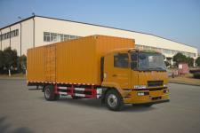 华菱国四单桥厢式运输车140-185马力5-10吨(HN5160XXYC16C8M4)