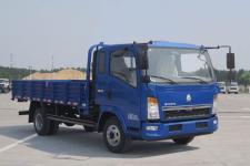 豪沃国四单桥货车87马力4吨(ZZ1077D3414D174)
