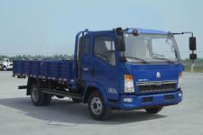 豪沃国四单桥货车113马力5吨(ZZ1087D3814D183)