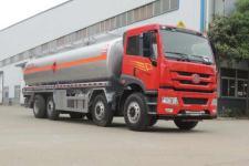 解放新悍威20吨SLS5315GYYCT4运油车