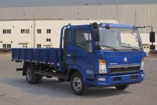 豪沃国四单桥货车99马力5吨(ZZ1087D3414D183)
