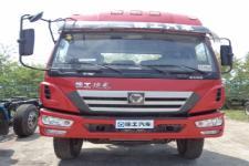 徐工牌NXG5310CCY4型仓栅式运输车图片
