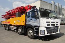 XZJ5420THBW型徐工牌混凝土泵车图片