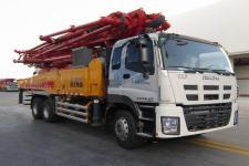 XZJ5330THBW型徐工牌混凝土泵车图片