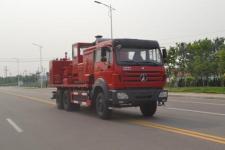 胜利高原牌SHL5220TYL型压裂车