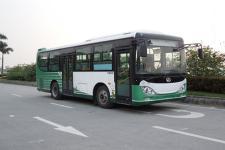 飞驰牌FSQ6852DNG型城市客车