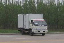 时代汽车国四单桥厢式运输车82-98马力5吨以下(BJ5046XXY-X1)