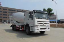 CSC5257GJBZ14型楚胜牌混凝土搅拌运输车图片