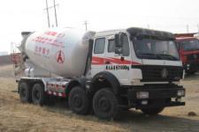 北奔牌ND5310GJBZ20型混凝土搅拌运输车图片