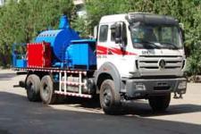 兰通牌LTJ5203TXL35型洗井清蜡车图片