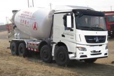 北奔牌ND5310GJBZ21型混凝土搅拌运输车图片