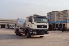唐鸿重工牌XT5250GJBSD40G4型混凝土搅拌运输车图片