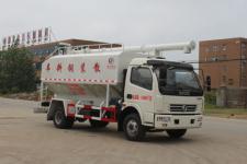 CLW5110ZSLD4型程力威牌散装饲料运输车图片