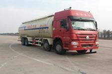 中商汽车牌ZZS5311GFL型低密度粉粒物料运输车图片