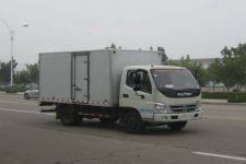 福田欧马可国四单桥厢式运输车110-131马力5吨以下(BJ5049XXY-FK)