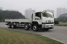 五十铃国四前四后八货车350马力19吨(QL1310UVCH)
