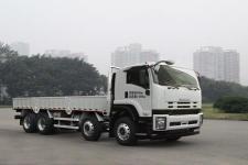 五十铃国四前四后八货车350马力20吨(QL1310URCH)
