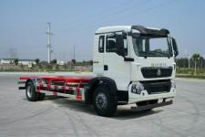 重汽豪沃(HOWO)国四单桥车厢可卸式汽车239-280马力5-10吨(ZZ5167ZKXM561GD1)