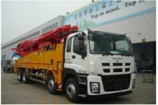 申星牌SG5392THB型混凝土泵车