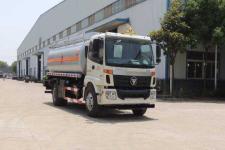 SLS5160GRYB4易燃液体罐式运输车