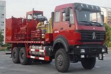 四钻牌SZA5203TGJ12型固井车