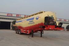 三威牌WQY9405GFL型中密度粉粒物料运输半挂车图片