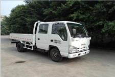 庆铃国四单桥轻型货车98马力5吨以下(QL10413HWR)