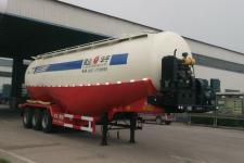 华宇达牌LHY9409GFLB型低密度粉粒物料运输半挂车图片