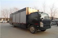 安龙牌BJK5100XZB型装备车图片