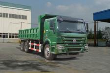豪沃牌ZZ3257N4347E1型自卸汽车