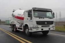 通工牌TG5250GJBZZC型混凝土搅拌运输车