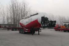 劲越牌LYD9401GFLZ型中密度粉粒物料运输半挂车图片