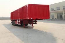 麟州牌YDZ9401XXY型厢式运输半挂车图片