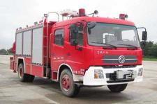 光通牌MX5130TXFJY100型抢险救援消防车图片