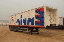 安瑞科(ENRIC)牌HGJ9401GRQ型易燃气体罐式运输半挂车