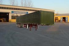 鸿运达牌ZZK9401XXY型厢式运输半挂车图片